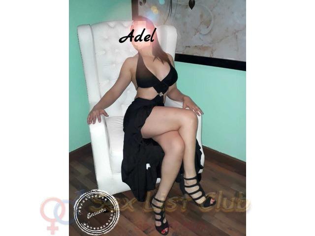 SOY UNA PRECIOSA SCORT ADEL MUY EXTROVERTIDA Y COMPLACIENTE COMPRUEVALO45315011